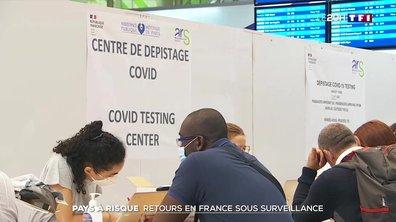 Coronavirus : retour en France sous surveillance pour les pays à risque