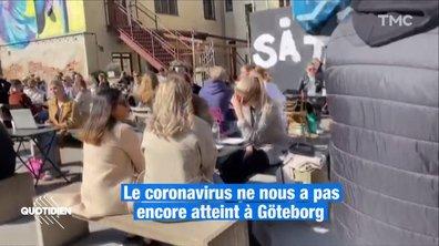 Coronavirus : sans confinement et sans mesure, la Suède joue-t-elle à la roulette russe ?