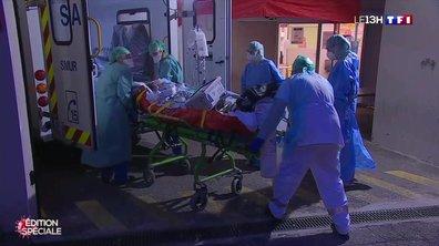 Coronavirus : transfert de 36 patients du Grand Est vers la Nouvelle-Aquitaine