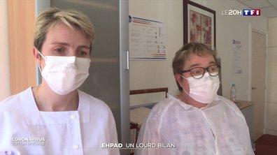 Coronavirus : un lourd bilan dans les Ehpad