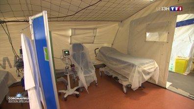 Coronavirus : un poste médical avancé aux urgences de Bordeaux pour repérer les malades