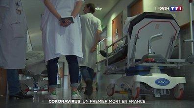 Coronavirus : un premier mort dans l'Hexagone