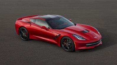 Chevrolet Corvette Stingray 2013 : prix de 69.990 euros, seulement !