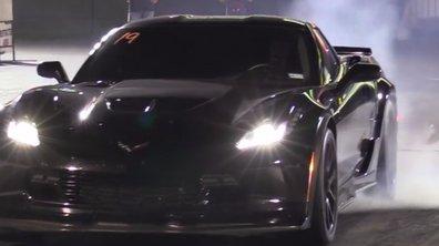 Advanced Modern Performance pousse la Corvette Z06 à 1.100 chevaux