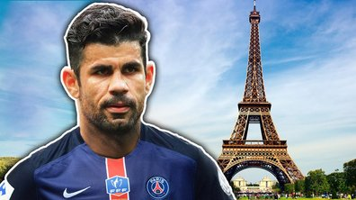 VIDEO - Diego Costa en route vers le PSG ?