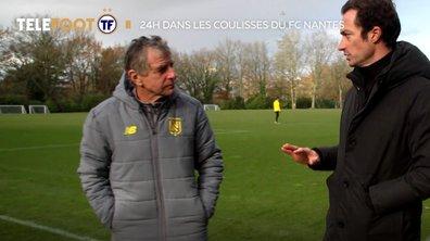 24h dans les coulisses du  FC Nantes