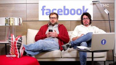 Dans les coulisses du bureau de censure de Facebook (Eric et Quentin)