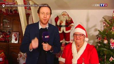 Coup de cœur de Noël : la maison des pères Noël de Marianne Boucourt