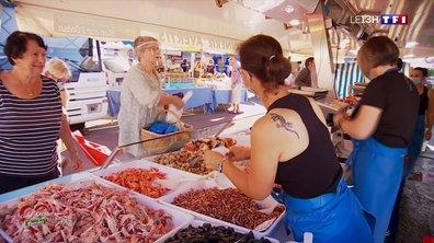 """""""Coup de cœur pour nos marchés"""" : les produits de la mer de Saint-Gilles-Croix-de-Vie"""