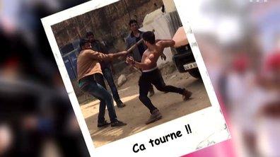Rayane Bensetti se met en danger sur le tournage de Coup de foudre à Jaipur !