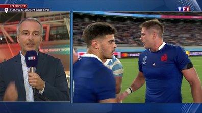 Coupe du monde de rugby 2019 au Japon : les Bleus remportent une victoire cruciale face aux Argentins