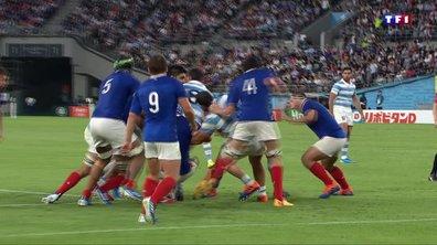 Coupe du monde de rugby 2019 au Japon : les Bleus sortent victorieux face aux Argentins