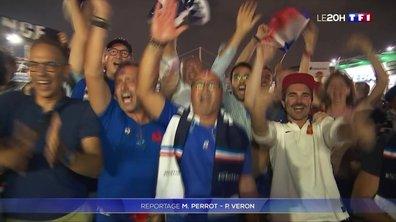 Coupe du monde de rugby 2019 au Japon : les supporters des Bleus soulagés