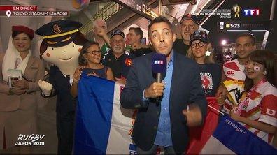 Coupe du monde de rugby 2019 au Japon : les supporters français s'échauffent déjà