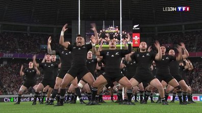 Coupe du monde de rugby 2019 au Japon : médaille de bronze pour les All Blacks