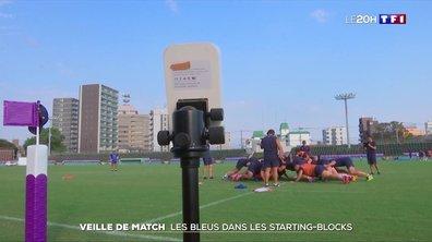 Coupe du monde de rugby 2019 au Japon : préparatifs des Bleus à la veille du match face aux Tonga
