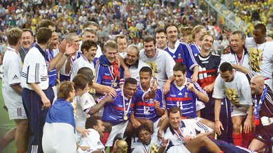 Il y a 20 ans jour pour jour, la France devenait championne du monde !