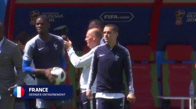 Coupe du monde 2018 : le programme inhabituel des Bleus avant France-Australie, programmé à midi