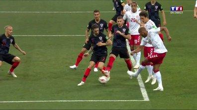 VIDÉO - Croatie-Danemark : deux buts en trois minutes, quelle entame de folie !