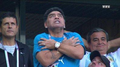 """Des nouvelles de Maradona : """"T'as l'impression que je suis mort ?"""""""