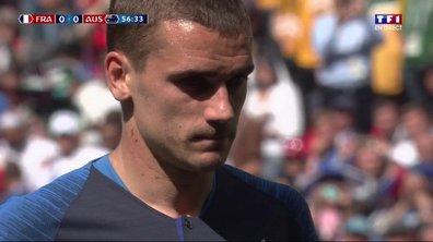France-Australie : le premier but des Bleus dans cette Coupe du Monde
