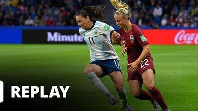 Angleterre - Argentine - Coupe du Monde Féminine de la FIFA, France 2019