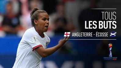 Angleterre - Ecosse : Voir tous les buts du match en vidéo