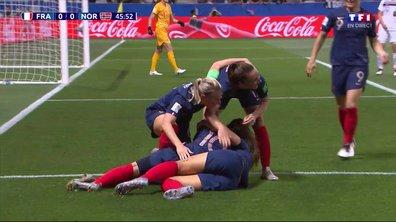 Carton d'audience total pour France-Norvège