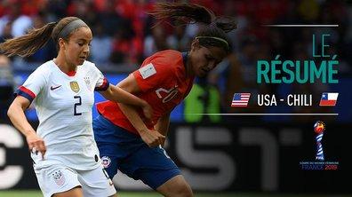 USA - Chili : Voir le résumé du match en vidéo