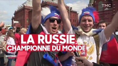 Coupe du monde : Russie vs Arabie Saoudite, deux styles, deux ambiances