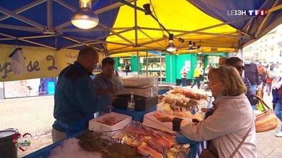 """""""Coups de cœur pour nos marchés"""" : direction Dieppe, une ville de pêche"""