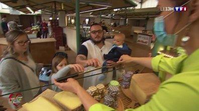 """""""Coups de cœur pour nos marchés"""" : le marché de Dole fait la fierté des Jurassiens"""
