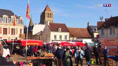 """""""Coups de cœur pour nos marchés"""" : le marché de Saint-Pierre-en-Auge et son emblématique camembert"""