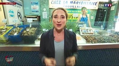 """""""Coups de coeur pour nos marchés"""" : les produits de la mer à l'honneur aux Halles de Sète"""