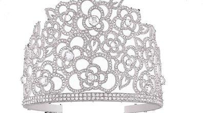La couronne de Miss France 2013
