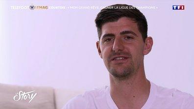 """La Story - Courtois : """"Mon grand rêve, gagner la Ligue des Champions"""""""