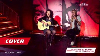 """Cover - Sofia et Agathe  : """"Ghost"""" - Skip The Use"""