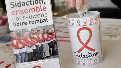 Sidaction : répartition des dons