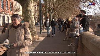 Covid-19 : à Toulouse, les berges de la Garonne fermées au public jusqu'au 8 mars