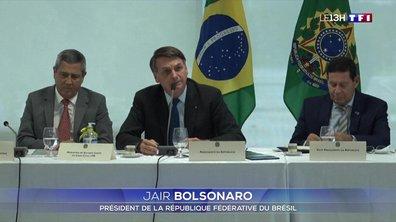 Covid-19 au Brésil : Jair Bolsonaro continue de renier la dangerosité du virus