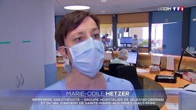 Covid-19 : déploiement d'un hôpital à Sélestat pour désengorger les hôpitaux