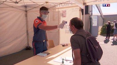 Covid-19 en Mayenne : le port de masque obligatoire dès ce jeudi