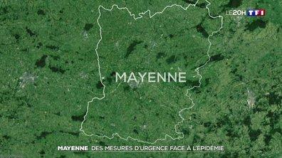 Covid-19 en Mayenne : quelles mesures contre la reprise de l'épidémie ?