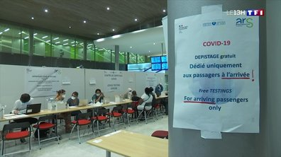 Covid-19 : faut-il renforcer les contrôles dans les aéroports ?