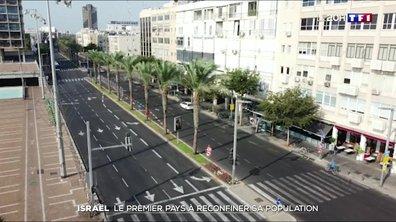 Covid-19 : Israël, le premier pays à reconfiner sa population