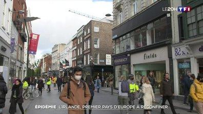 Covid-19 : l'Irlande, premier pays européen à reconfiner