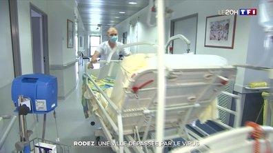 Covid-19 : la ville de Rodez dépassée par le virus
