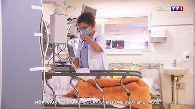 Covid-19 : pourquoi les hôpitaux craignent-ils une deuxième vague ?