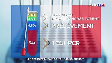 Covid-19 : pourquoi les tests sont-ils si chers en France ?