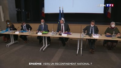 Covid-19 : vers un reconfinement national ?